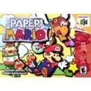 Nintendo 64: Paper Mario
